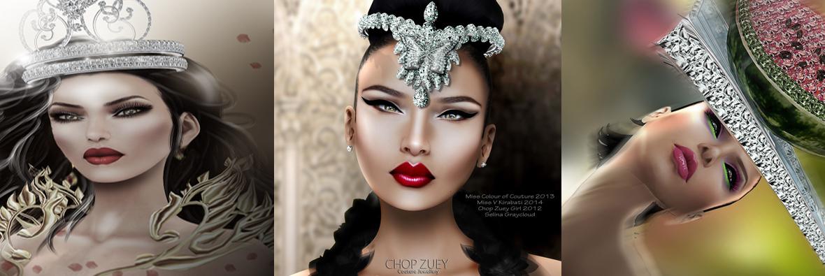 Chop Zuey Crowns & Tiaras