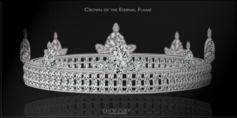 CrownEternalFlameMens