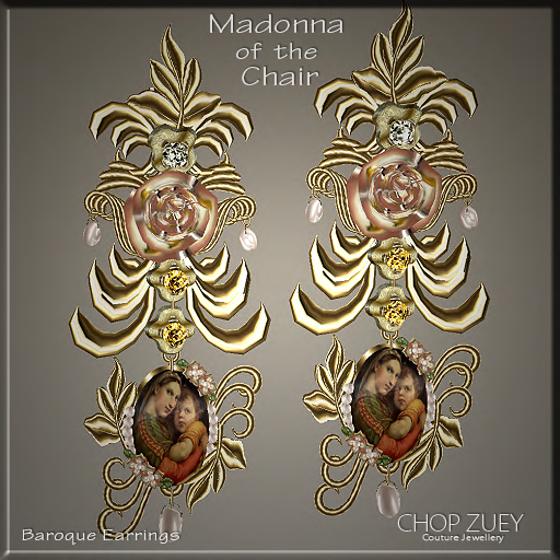 MadonnaEarrings
