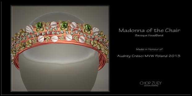 MadonnaHeadband 1