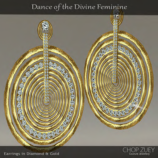 DanceoftheDivineFeminine -Earrings