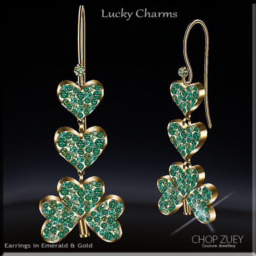 LuckyCharmsEar