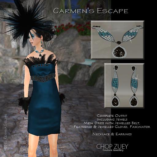 CarmenOceanDressAd
