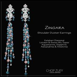 ZingaraEarBlk_Blu