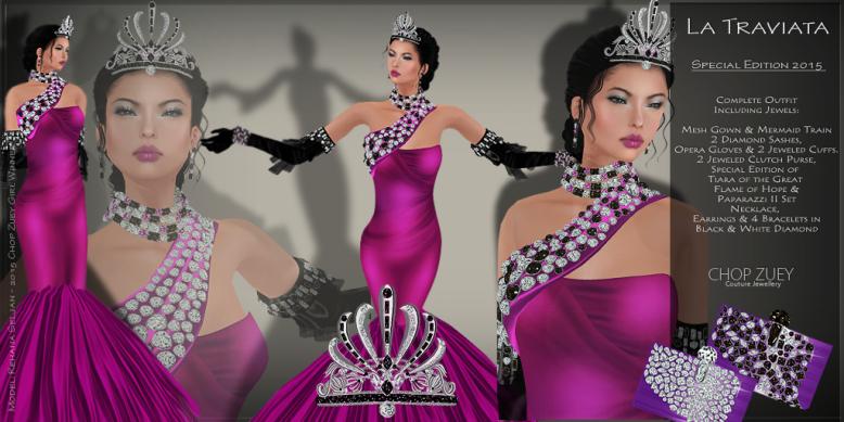 LaTraviata - 2015 Special Edition Set - DeepPk