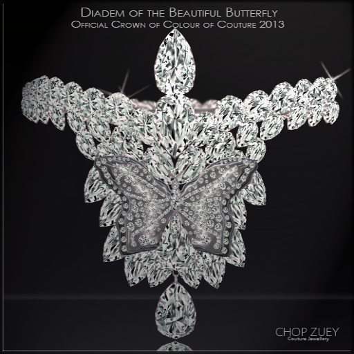 Diadem of the Beautiful Butterfly - COC