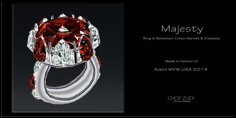MajestyGarRing