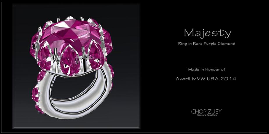 MajestyPrpRing