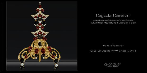PagodaPassionRdHeadDress