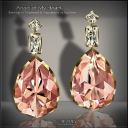 Angel of My Heart Earrings - PadSapp