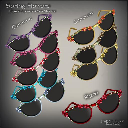 SpringFlowersSunglasses