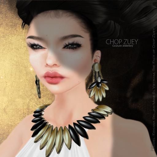 The Girl from Mekong Ad-Blk - Rehana