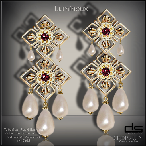 Lumineux Earrings Ad.png