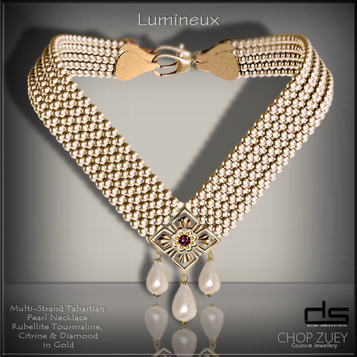 Lumineux Necklace