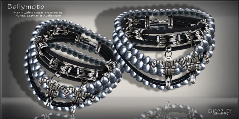 Ballymote Mens Bracelets