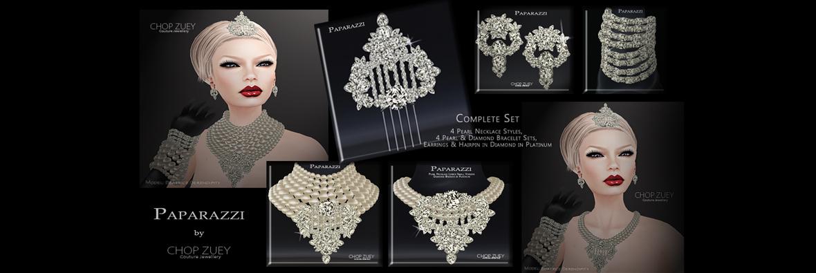 Chop Zuey Jewellery Sets