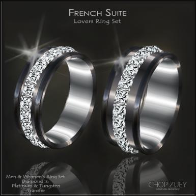 French Suite Set Wht