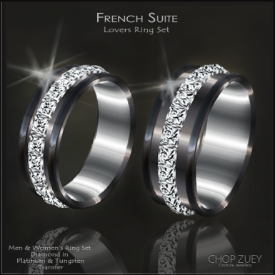 French Suite Set Wht