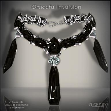 Graceful Intuition Blk Brc