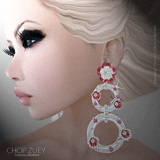 ChopZueyDaisy_Ad2_WhtEarrings_Lt