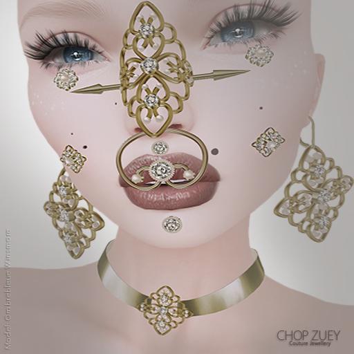 Lady Ba Ad - Ombrebleue Winsmore ON9